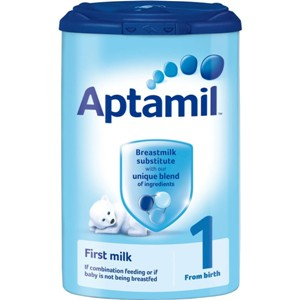 <b>Milk Aptamil</b>- 1 formula