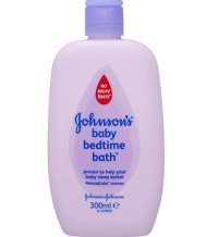 <b>Johnson's -  Baby bedtime bath