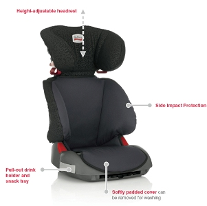 <b>.CAR SEAT-Group 2/3