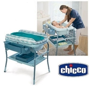 <b>Chicco Bath/changing unit