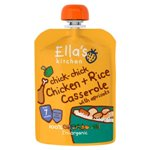 <b>Ella's Kitchen -Chicken casserole with rice
