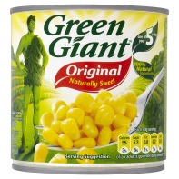 <b>Sweet corn - Green Giant Niblets