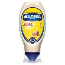 <b>Mayonnaise - Hellmanns squeezy Bottle