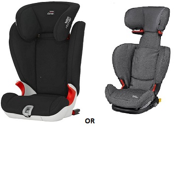 .CAR SEAT-Group 2/3 -Isofix