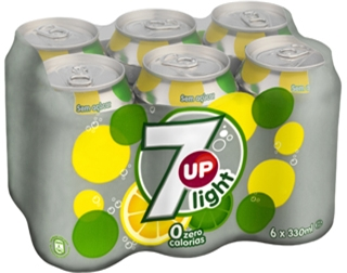 <b>Drink</b> 7 up light
