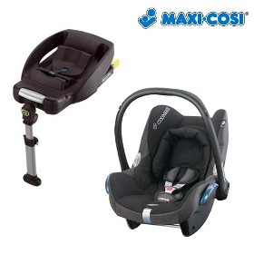 <b>.CAR SEAT- Group 0 + Isofix base