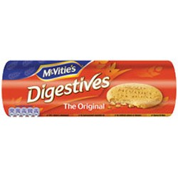 <b>Biscuits - McVicties digestives original