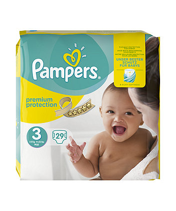 <b>.Pampers Baby Dry Carry Pack Size 3