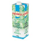 <b>President</b> - Organic low fat milk