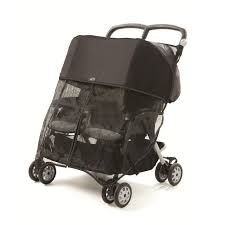 <b>Buggy double sunshade</b>