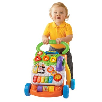 <b>.Bundle-Vtech walker + zebra bouncer